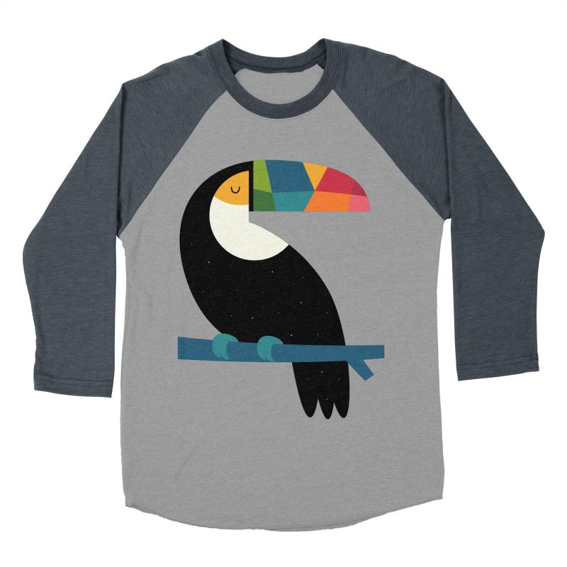 Rainbow Toucan Men's  by andywestface's Artist Shop