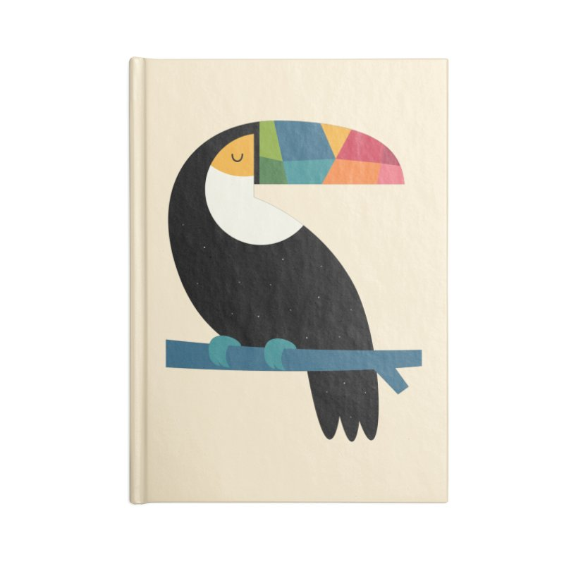 Rainbow Toucan Accessories  by andywestface's Artist Shop