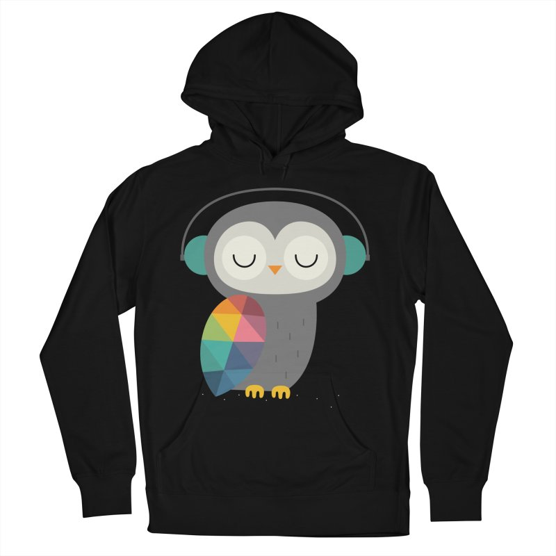 Owl Time Women's Pullover Hoody by andywestface's Artist Shop