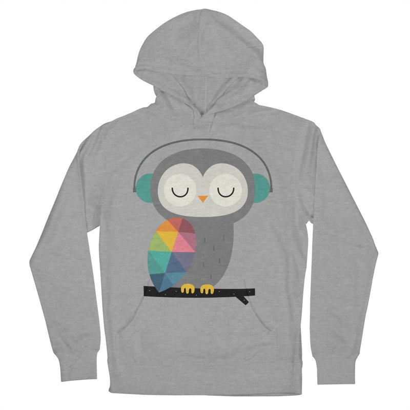 Owl Time Men's Pullover Hoody by andywestface's Artist Shop