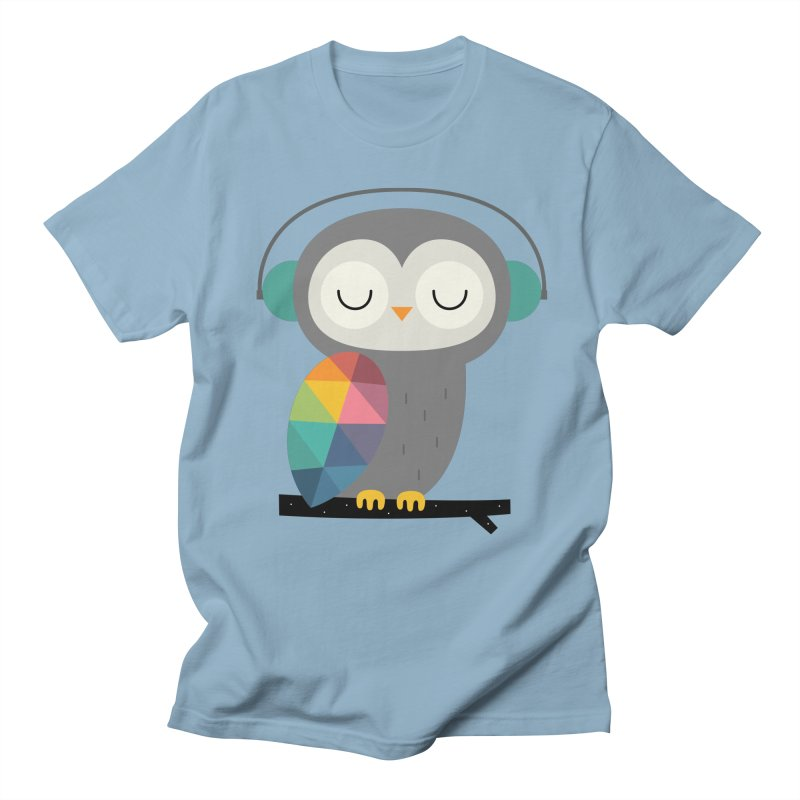Owl Time Women's Unisex T-Shirt by andywestface's Artist Shop