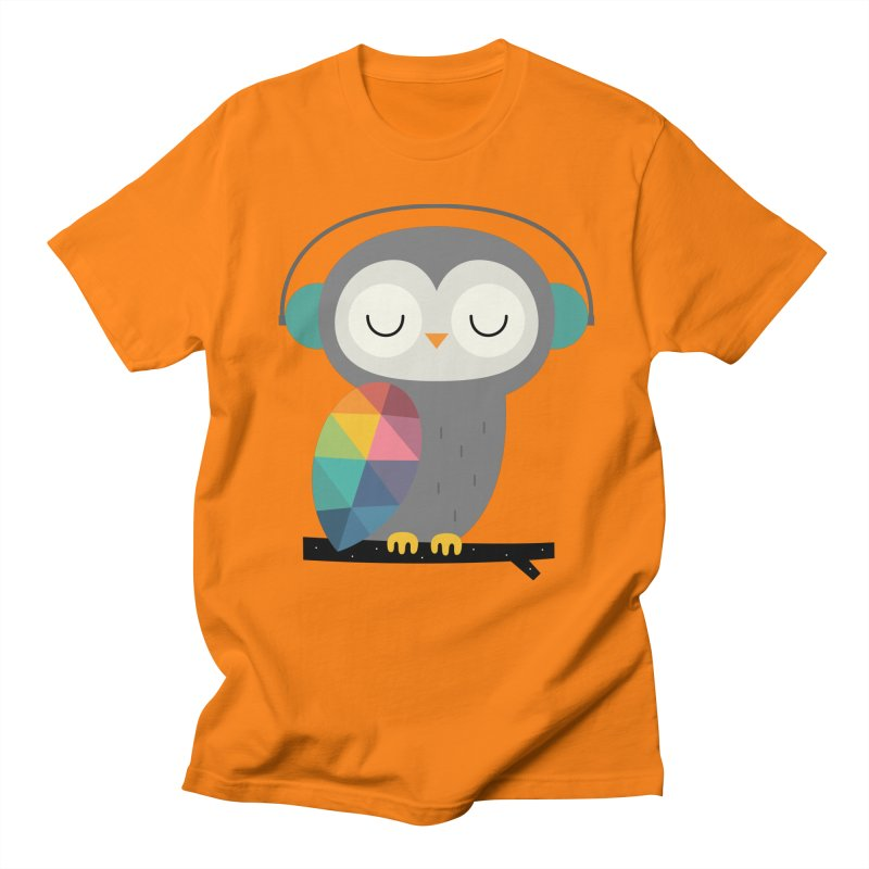 Owl Time Men's T-Shirt by andywestface's Artist Shop