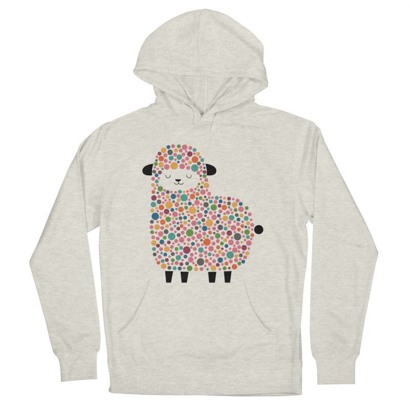 Bubble Sheep Women's Pullover Hoody by andywestface's Artist Shop