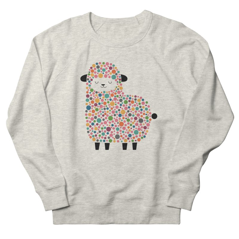 Bubble Sheep Women's Sweatshirt by andywestface's Artist Shop