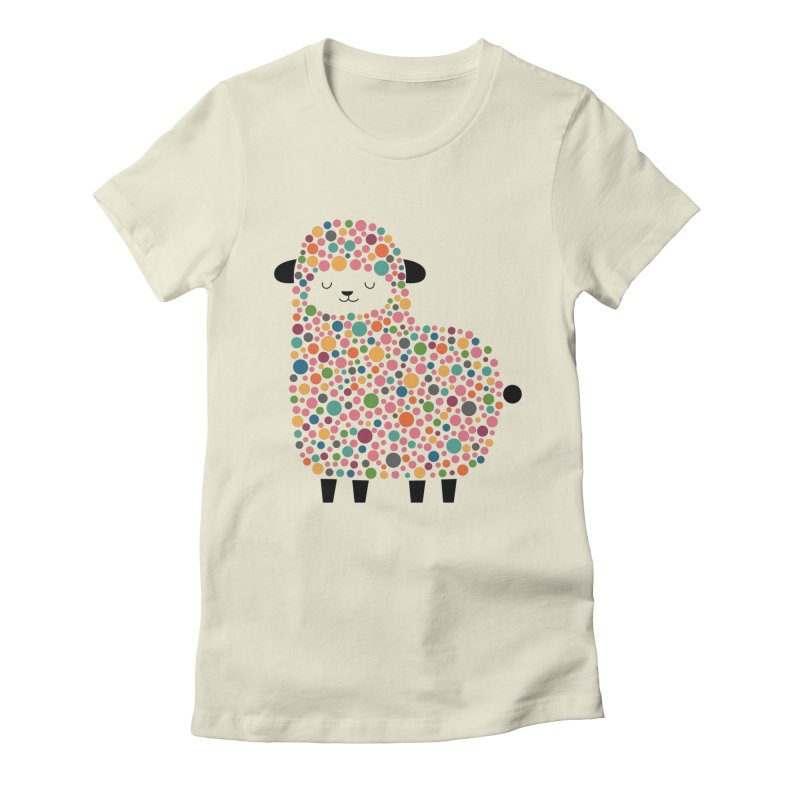 Bubble Sheep Women's  by andywestface's Artist Shop