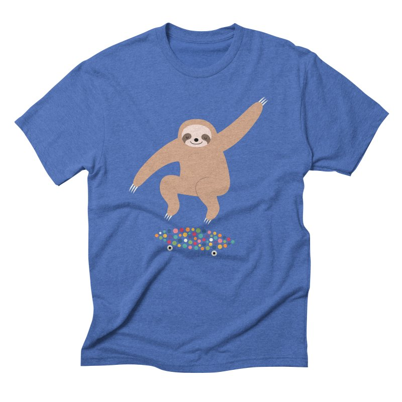 Sloth Gravity Men's  by andywestface's Artist Shop