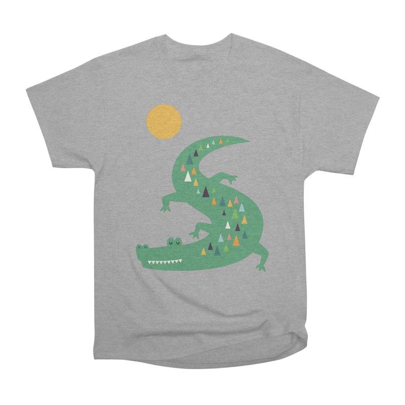 Sunbathing Women's Heavyweight Unisex T-Shirt by andywestface's Artist Shop