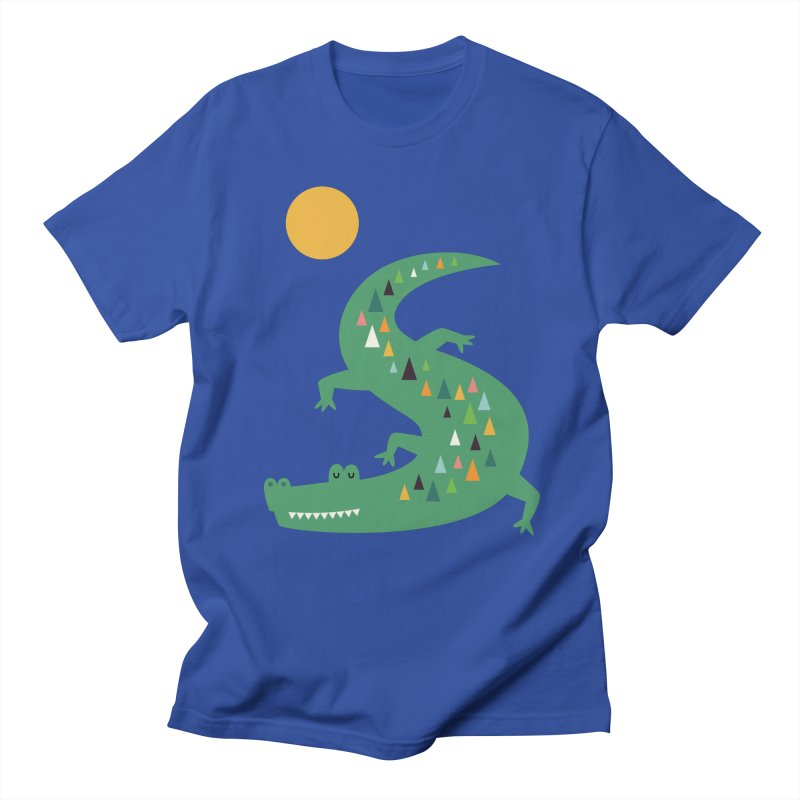Sunbathing Women's Regular Unisex T-Shirt by andywestface's Artist Shop
