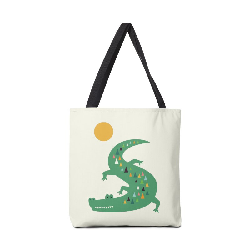 Sunbathing Accessories Bag by andywestface's Artist Shop