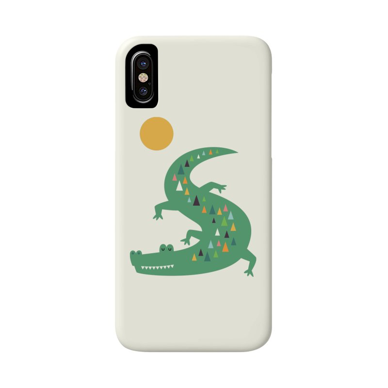 Sunbathing Accessories Phone Case by andywestface's Artist Shop