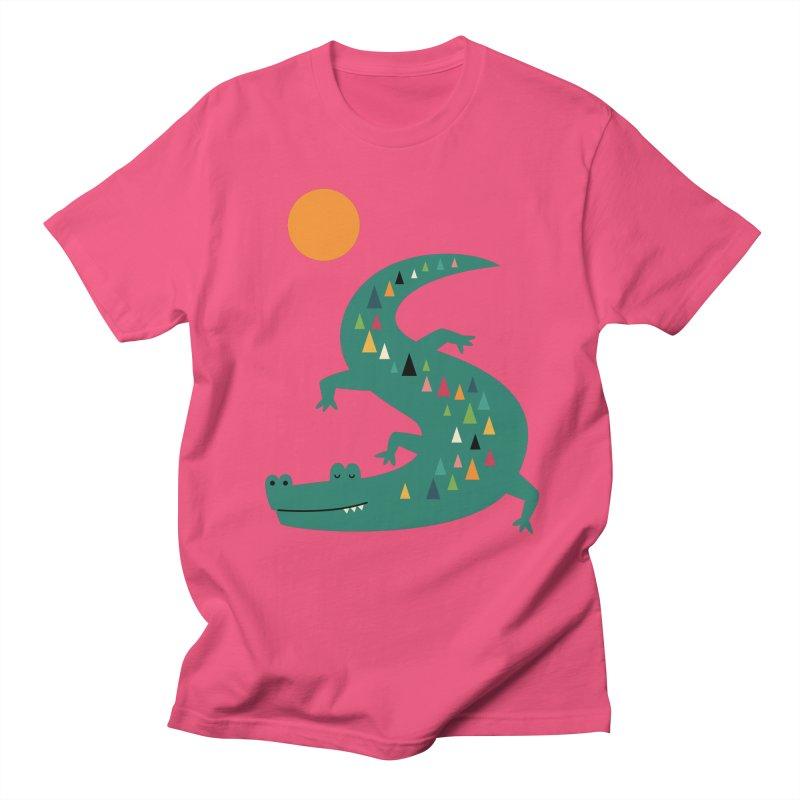 Sunbathing Women's Unisex T-Shirt by andywestface's Artist Shop