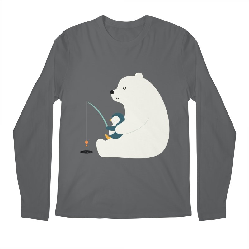 Buddy Men's Longsleeve T-Shirt by andywestface's Artist Shop