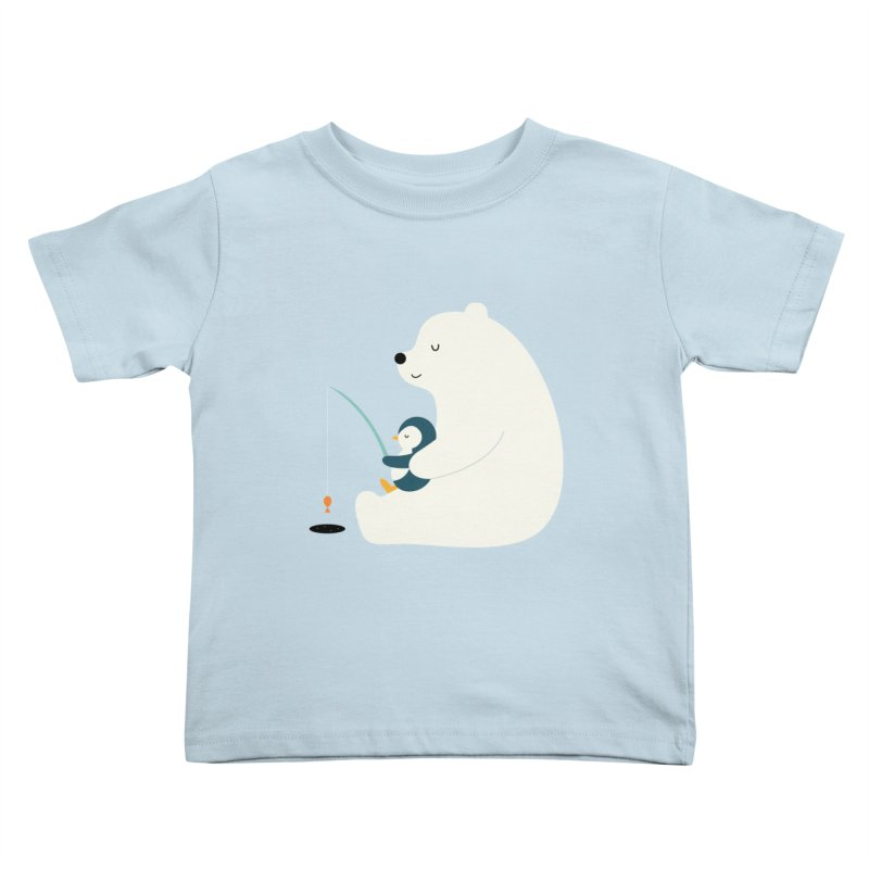 Buddy Kids Toddler T-Shirt by andywestface's Artist Shop