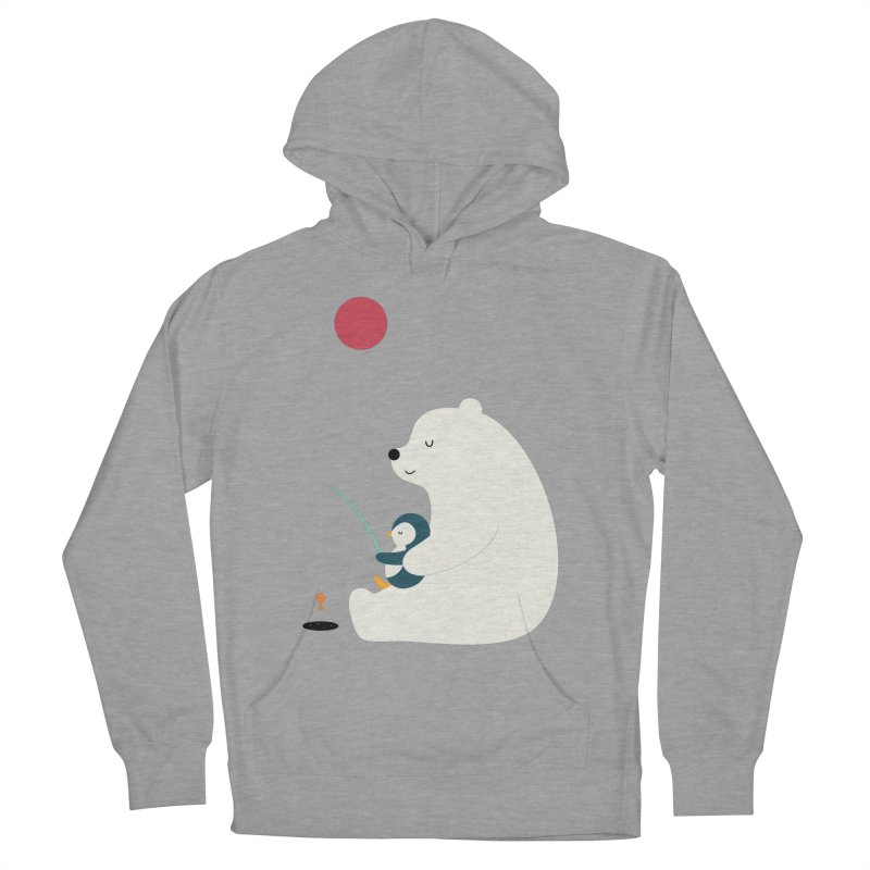Buddy Women's French Terry Pullover Hoody by andywestface's Artist Shop