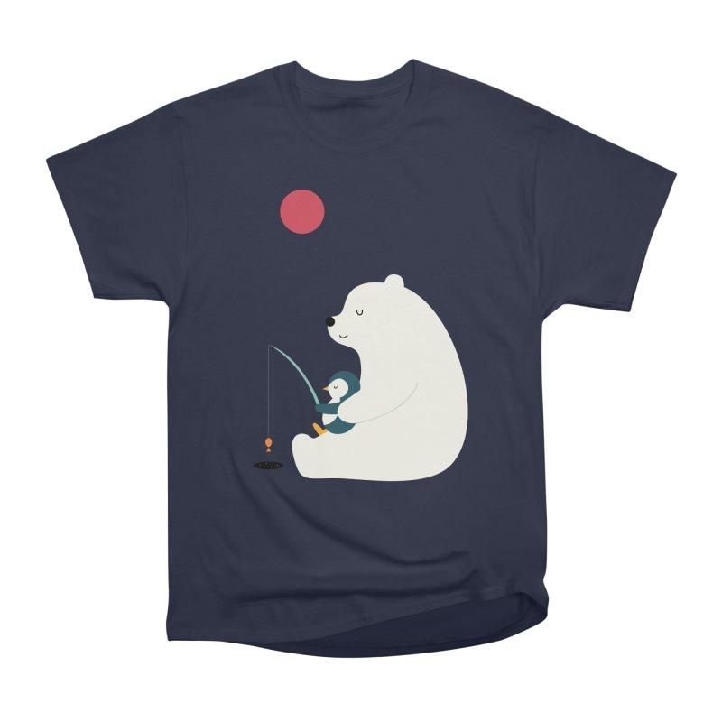 Buddy Women's Heavyweight Unisex T-Shirt by andywestface's Artist Shop