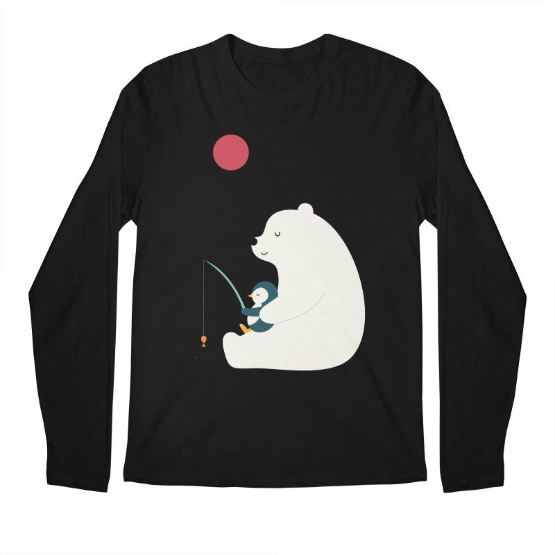 Buddy Men's Regular Longsleeve T-Shirt by andywestface's Artist Shop