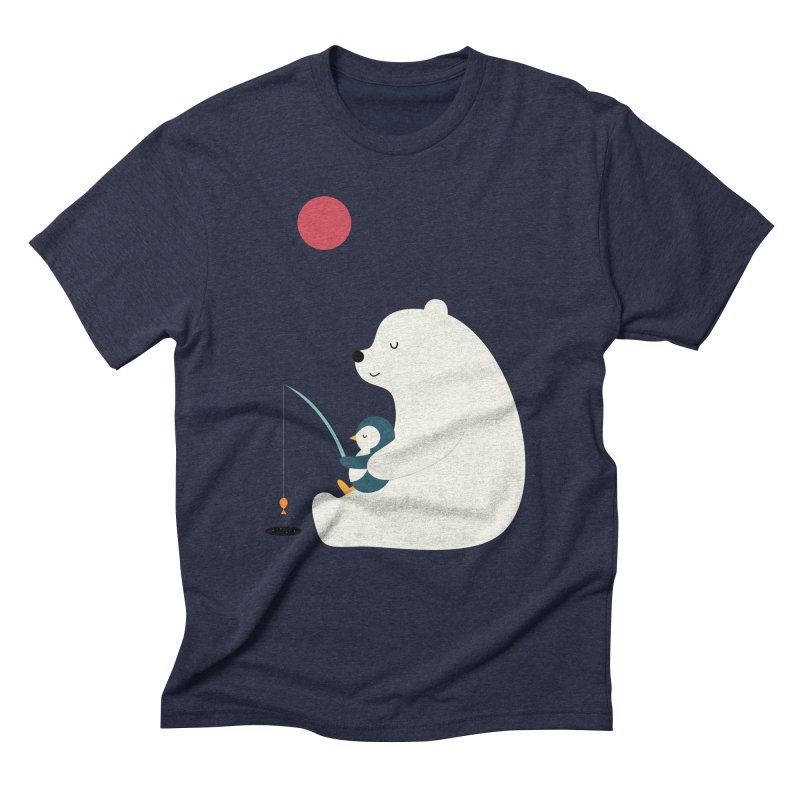 Buddy Men's Triblend T-Shirt by andywestface's Artist Shop