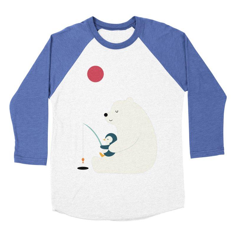 Buddy Women's Baseball Triblend Longsleeve T-Shirt by andywestface's Artist Shop