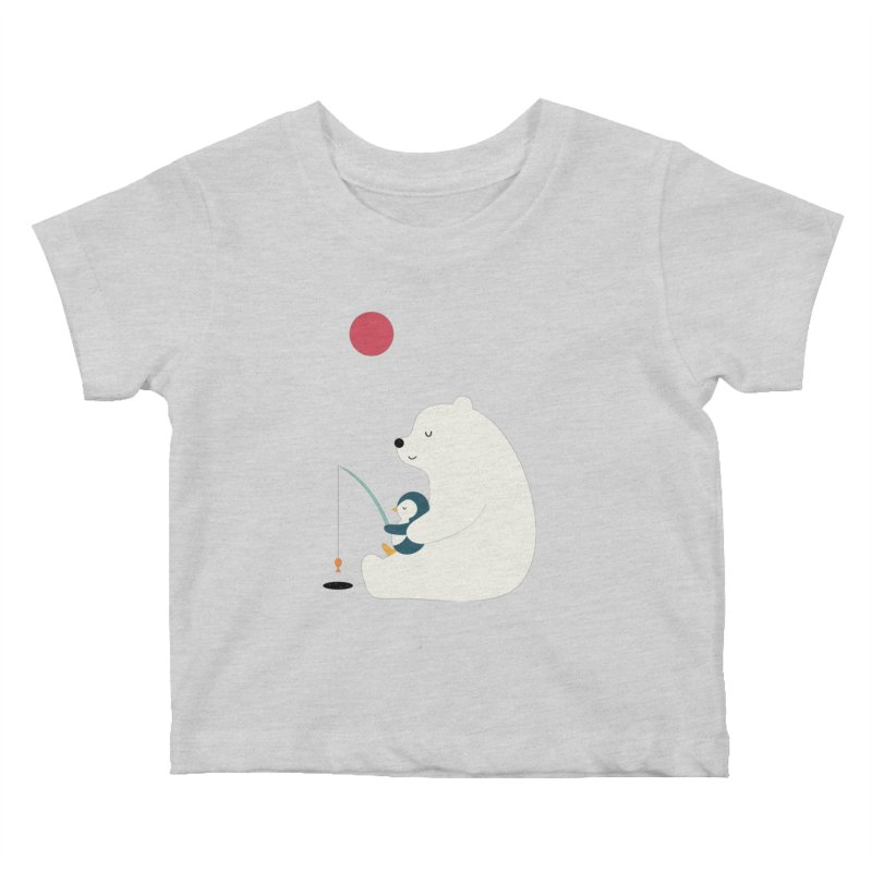 Buddy Kids Baby T-Shirt by andywestface's Artist Shop