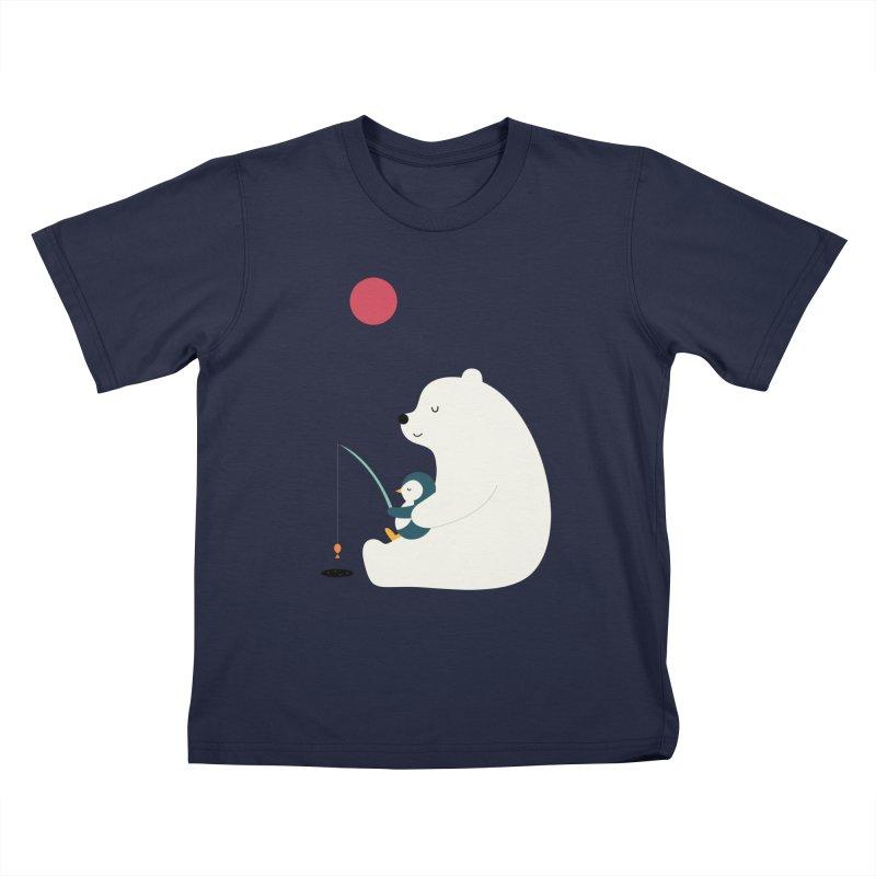 Buddy Kids T-Shirt by andywestface's Artist Shop