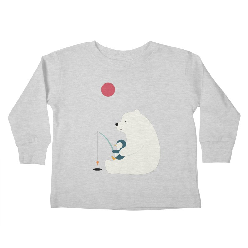 Buddy Kids Toddler Longsleeve T-Shirt by andywestface's Artist Shop