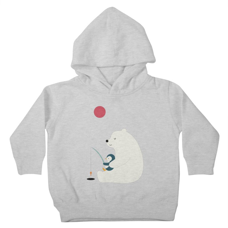 Buddy Kids Toddler Pullover Hoody by andywestface's Artist Shop