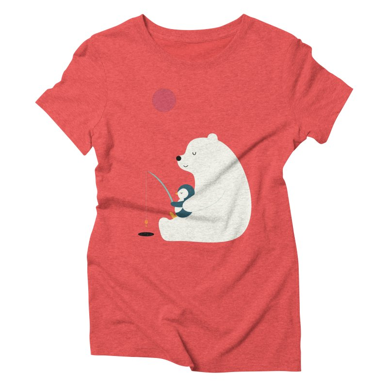 Buddy Women's Triblend T-Shirt by andywestface's Artist Shop