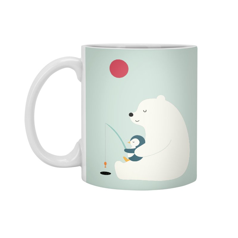 Buddy Accessories Mug by andywestface's Artist Shop