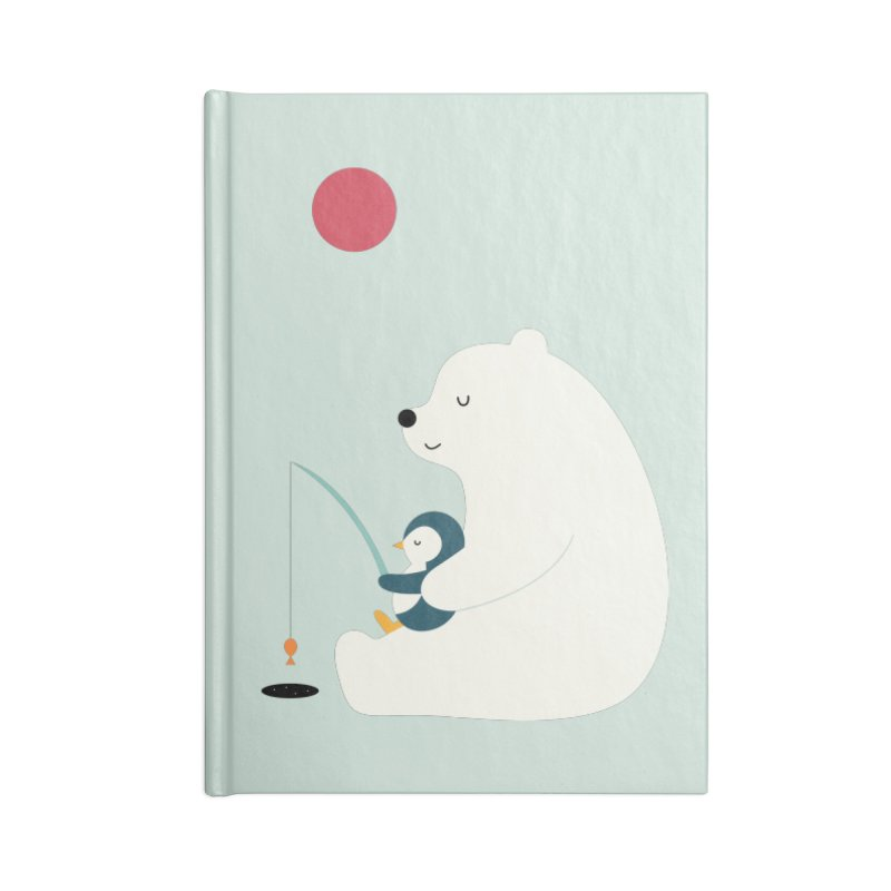 Buddy Accessories Notebook by andywestface's Artist Shop