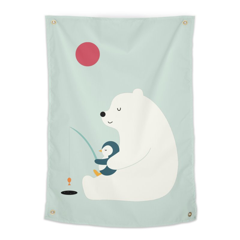 Buddy Home Tapestry by andywestface's Artist Shop