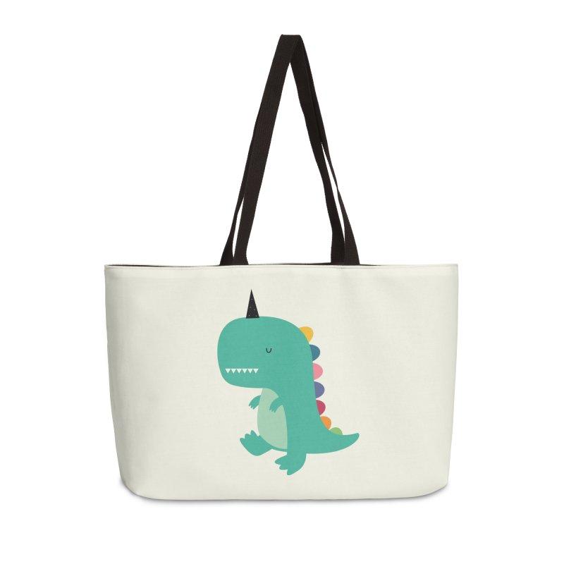 Dinocorn Accessories Weekender Bag Bag by andywestface's Artist Shop