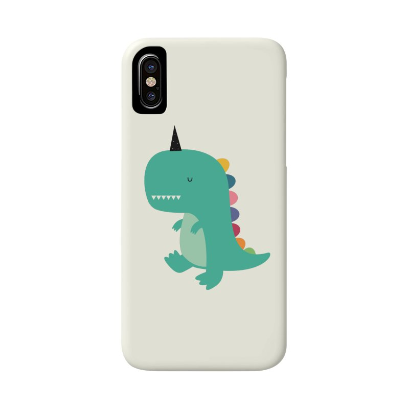 Dinocorn Accessories Phone Case by andywestface's Artist Shop