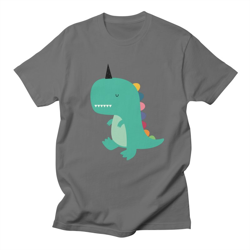 Dinocorn Men's T-Shirt by andywestface's Artist Shop
