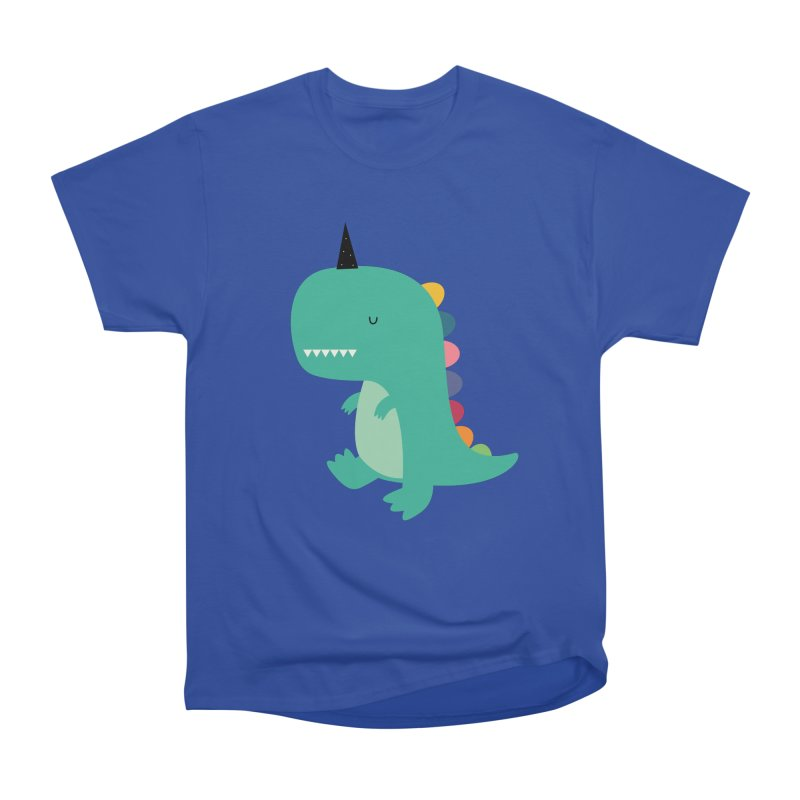 Dinocorn Men's Heavyweight T-Shirt by andywestface's Artist Shop