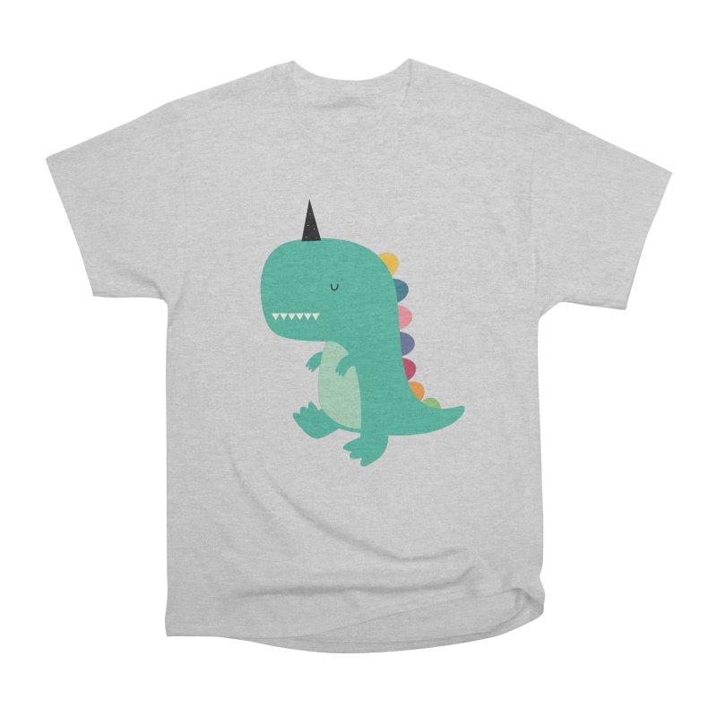 Dinocorn Men's Heavyweight T-Shirt by andywestface's Artist Shop