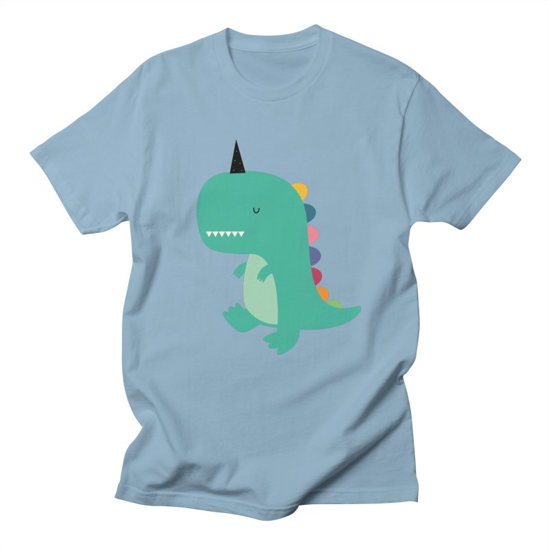 Dinocorn Men's Regular T-Shirt by andywestface's Artist Shop