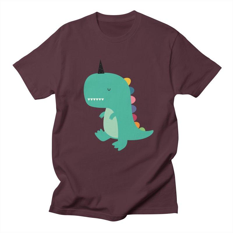 Dinocorn Women's Regular Unisex T-Shirt by andywestface's Artist Shop