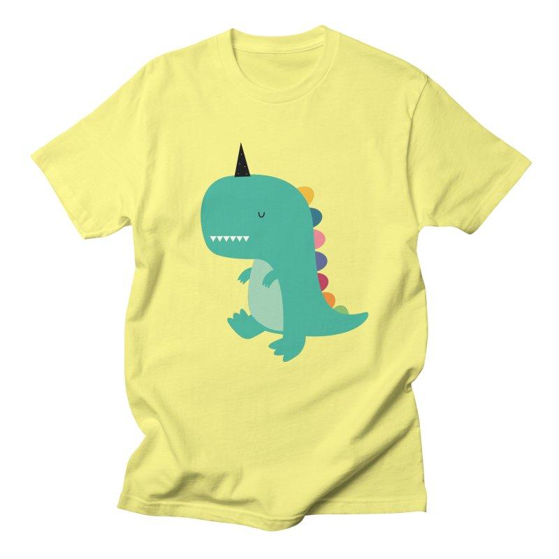 Dinocorn Men's Regular T-Shirt by andywestface's Artist Shop