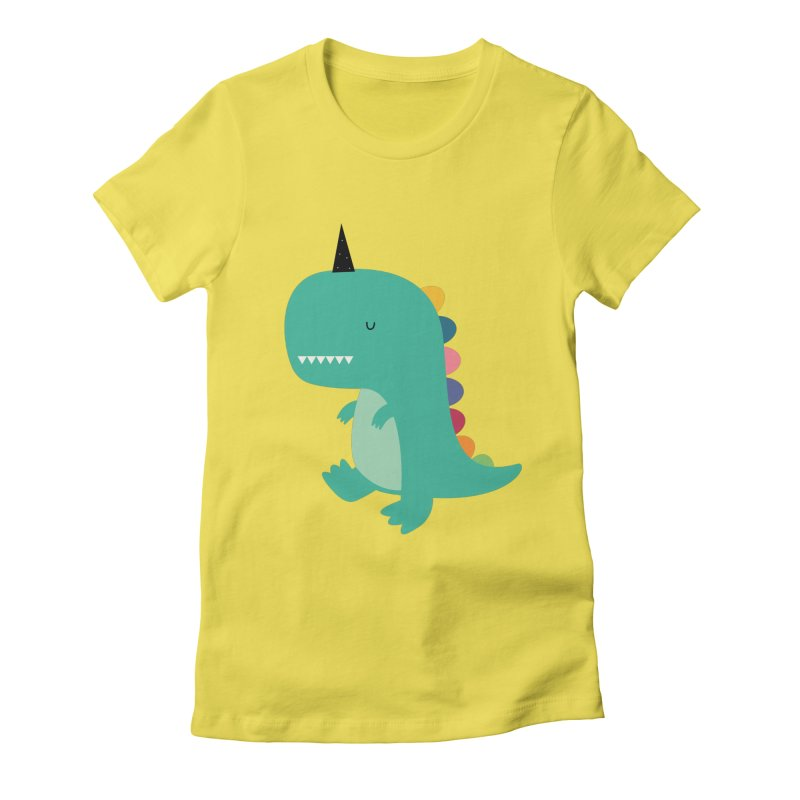 Dinocorn Women's  by andywestface's Artist Shop
