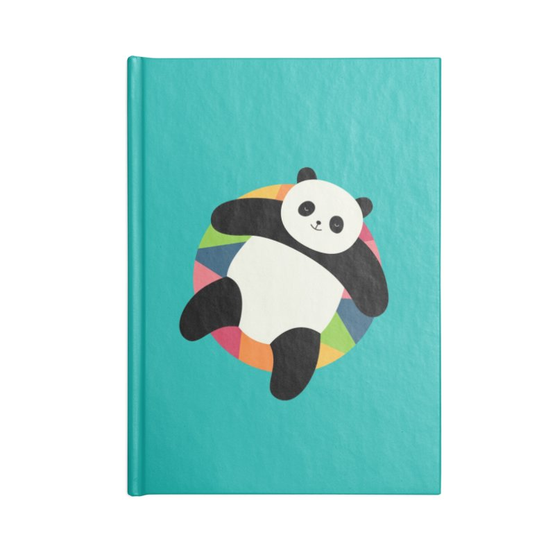 Chillin Accessories Lined Journal Notebook by andywestface's Artist Shop