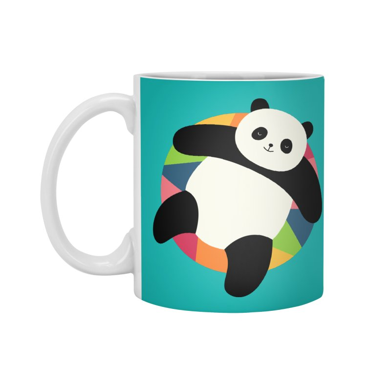 Chillin Accessories Mug by andywestface's Artist Shop