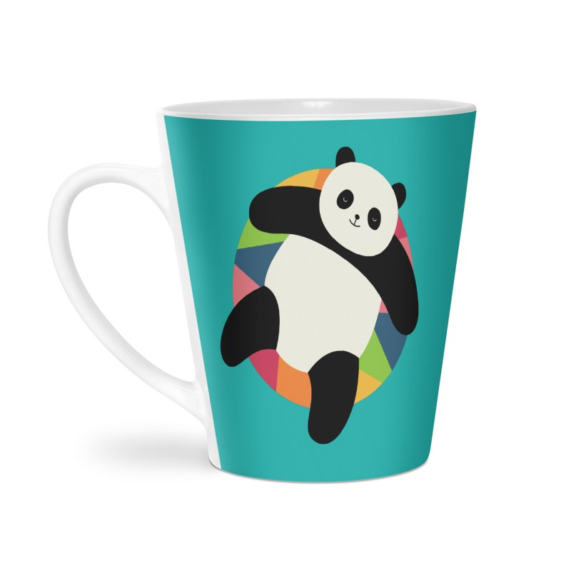 Chillin Accessories Latte Mug by andywestface's Artist Shop