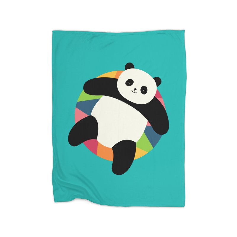 Chillin Home Blanket by andywestface's Artist Shop