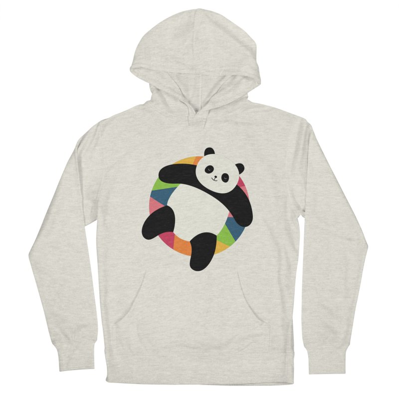 Chillin Women's French Terry Pullover Hoody by andywestface's Artist Shop