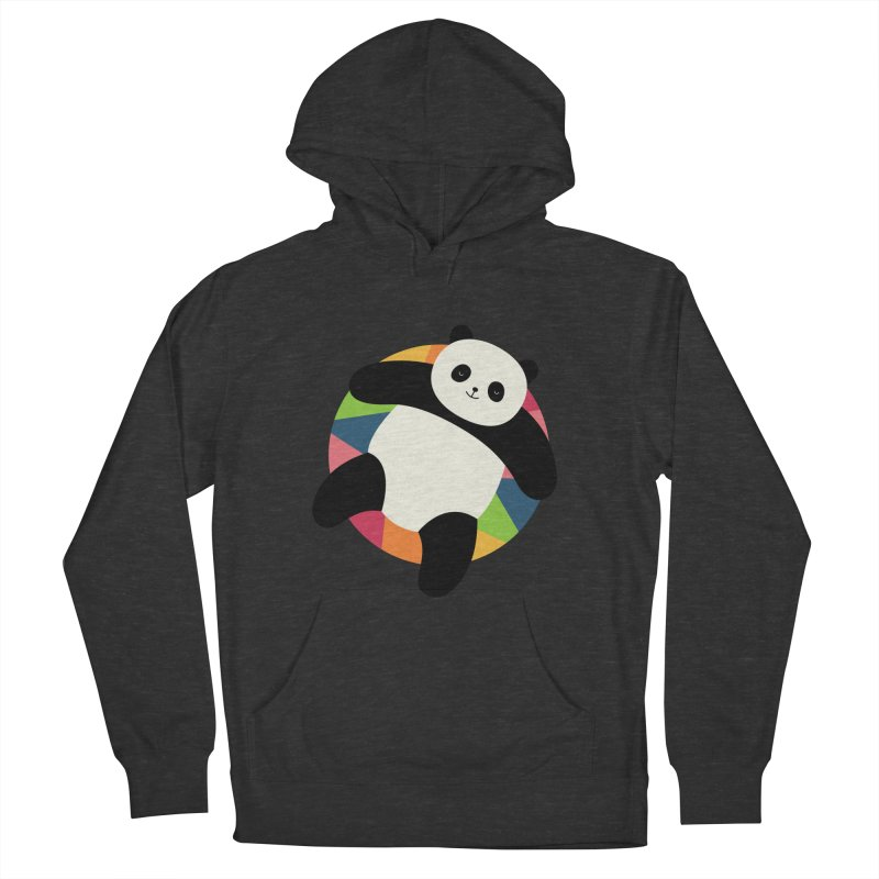 Chillin Men's French Terry Pullover Hoody by andywestface's Artist Shop