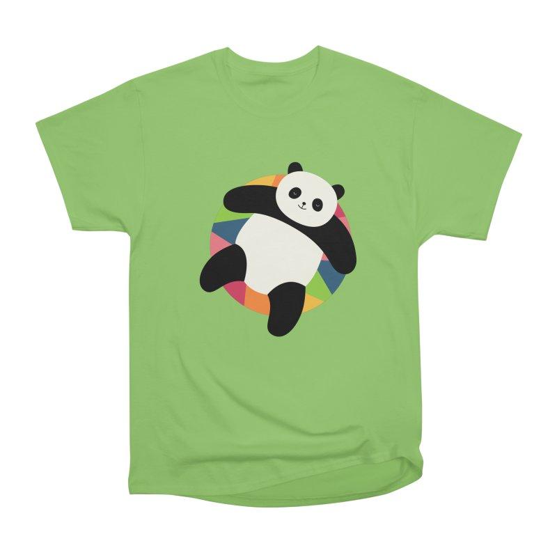 Chillin Men's Heavyweight T-Shirt by andywestface's Artist Shop
