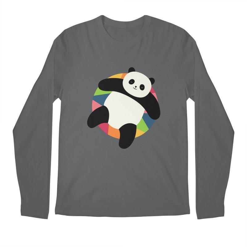 Chillin Men's Longsleeve T-Shirt by andywestface's Artist Shop