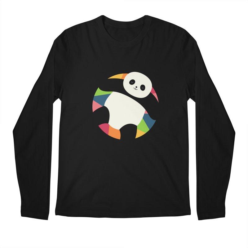 Chillin Men's Regular Longsleeve T-Shirt by andywestface's Artist Shop