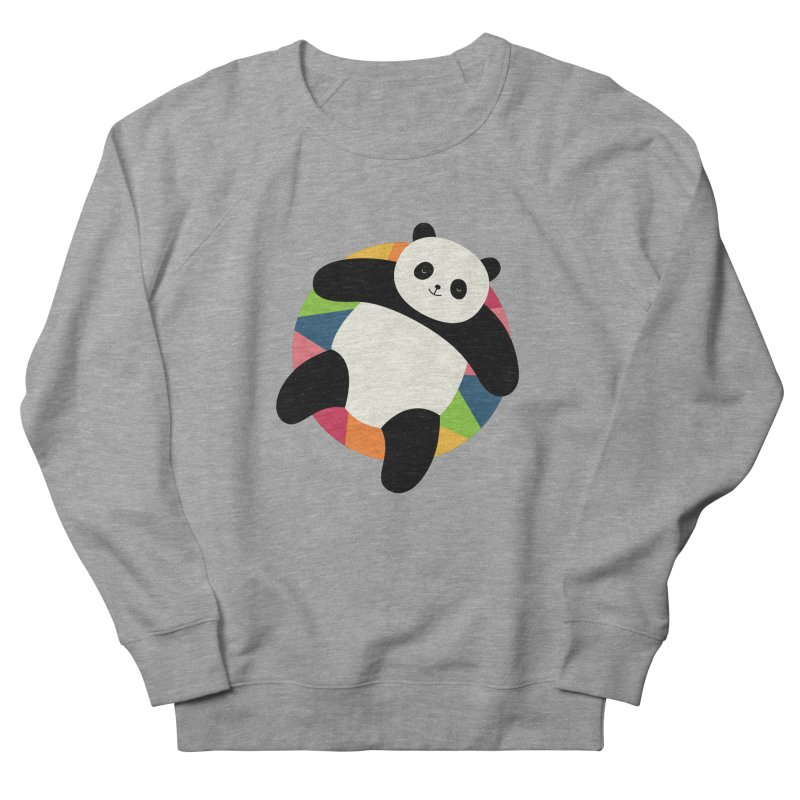 Chillin Men's French Terry Sweatshirt by andywestface's Artist Shop