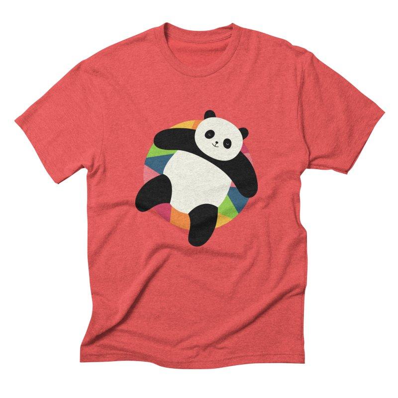 Chillin Men's Triblend T-Shirt by andywestface's Artist Shop